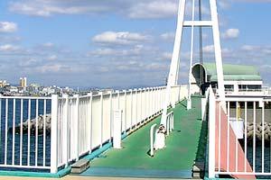 尼崎市海づり公園写真