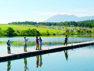 無印良品カンパーニャ嬬恋(バラギ湖)画像