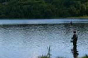 無印良品カンパーニャ嬬恋(バラギ湖)立ち込みも可写真
