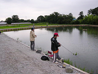 Fishing Field 川越画像