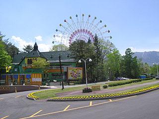 軽井沢おもちゃ王国(渓流釣り)画像