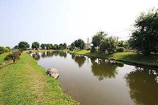開成水辺フォレストスプリングスルアー専用池写真