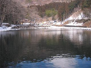 黒保根渓流フィッシング画像