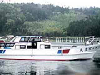 美浜釣舟センターわかさぎ画像