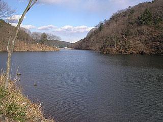 妙義湖へら画像