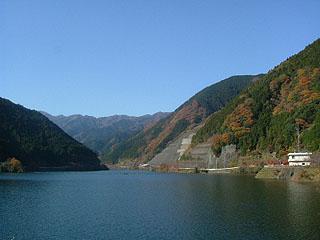 名栗湖わかさぎ画像