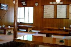 日本イワナセンターお食事処写真