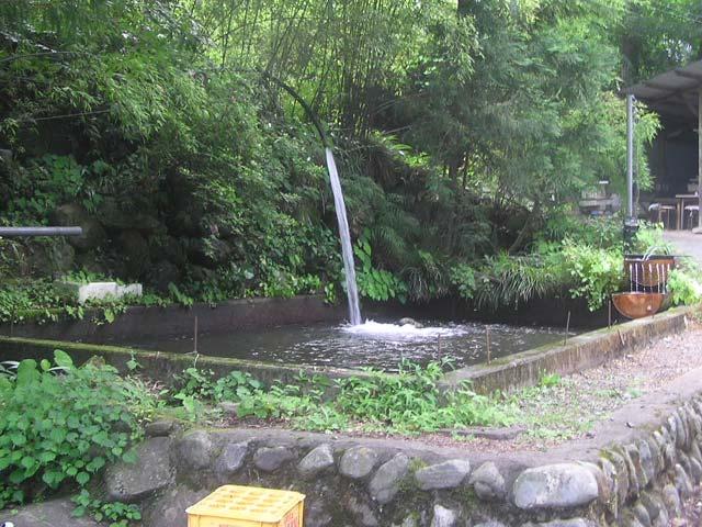 境渓谷キャンプ場画像