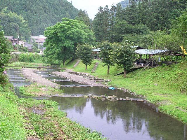 日の出町自然休養村さかな園画像