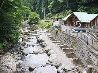 浦山渓流フィッシングセンター画像